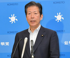 Yamaguchi called on stricter passive smoking regulations on May 5