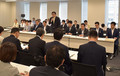 A Komeito task force on foreign workers met on Jul. 11