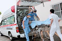 患者の救命率向上に威力を発揮する大阪・千里救命救急センターのドクターカー