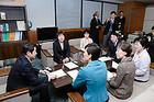 佐藤副大臣に提言する党PT=20日 厚労省