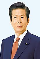 公明党代表 山口那津男