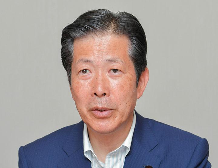 山口那津男代表