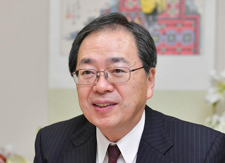 斉藤鉄夫税制調査会長
