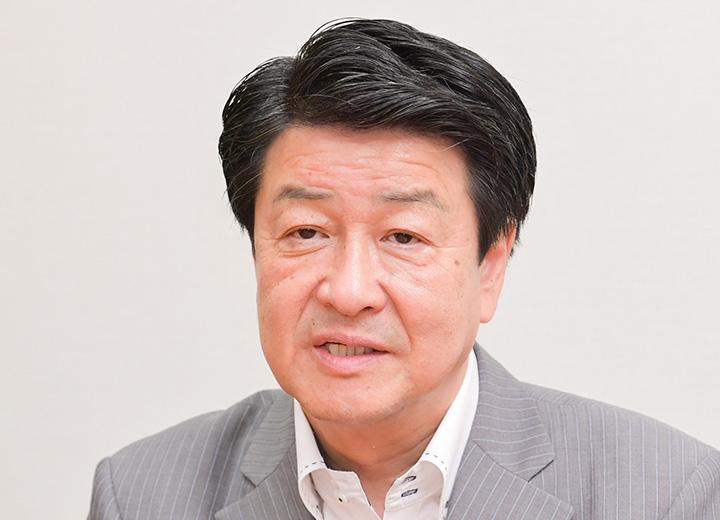 稲津久 部会長