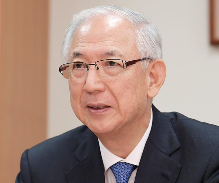 井上義久幹事長