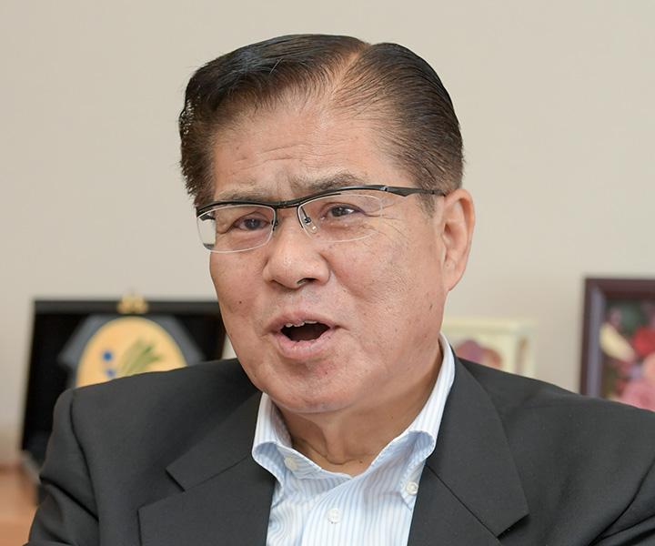 桝屋敬悟厚生労働部会長(衆院議員)