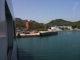 香川県小豆島へ