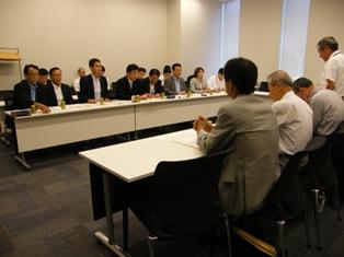 農林水産部会・都市農業振興PT合同会議