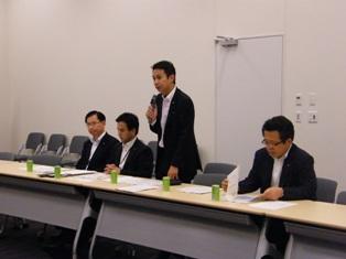 難民政策プロジェクトチーム会合