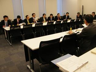 中国地方鳥インフルエンザ緊急対策本部会合を開催<br />