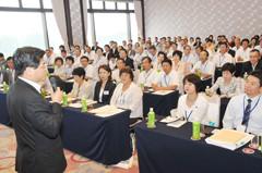 中国方面夏季議員研修会
